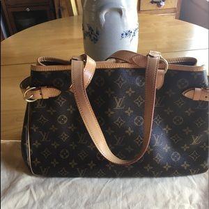 Louie Vuitton tote